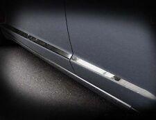 Jaguar XF & XFR Bright Stainless Door Base Spears (2007-2011 models)