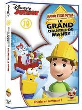 Manny et ses outils volume 10 le grand chantier DVD NEUF SOUS BLISTER