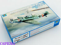 Trumpeter 02297 1/32 Messerschmitt Bf109G-6 Late hot