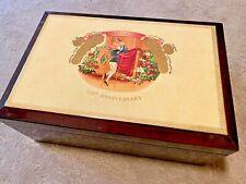 New ListingRomeo and Julieta Anniversary Cigar Humidor, Limited Edition