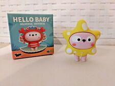 New 52Toys x Lengtoo HELLO BABY -open box Little StarFish Baby DesignerToy