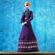 "NEW 2015 Frozen Disney Limited Edition 17"" Elsa Collectors Doll - FREE SHIPPING!"
