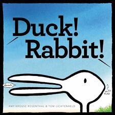 Duck! Rabbit!, Tom Lichtenheld, Amy Krouse Rosenthal, Good Book