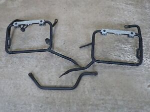 GENUINE TRIUMPH TIGER 800 XC 2012-15 EXPEDITION PANNIER MOUNTING FRAMES KIT