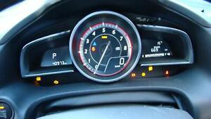 MAZDA 3 INSTRUMENT CLUSTER, AUTO, 2.5LTR PETROL, SP25 GT/ASTINA, BM, 11/13-05/16