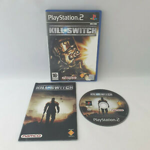 Sony Playstation 2 PS2 - Kill Switch