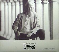 CD THOMAS WILSON - guitare oeuvres of, Stefan Conegliano