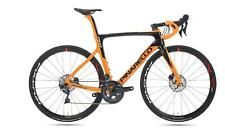 Pinarello 2020 Prince Ultegra Disk Brake Carbon Race Size 54 Color 253  Orange
