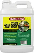 Systemic Tree Shrub Insect Drench 2.5 Gal. Concentrated Controls Aphids Beetles