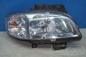 Seat Cordoba Vario 1.9 Tdi Front Headlight With Actuator Right