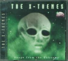 The X-Themes - Mike Oldfield/Andrew Powell/Lalo Schifrin Cd Ottimo