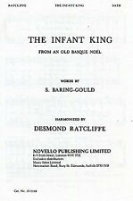 Desmond Ratcliffe The Infant King Vocal Choral Learn Sing Play Voice Music Book