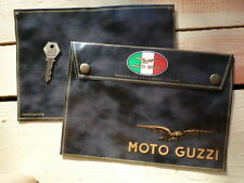 MOTO GUZZI stile manuale Suppono portadocumenti borsa LEMANS CORSA Brewster NEVADA