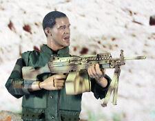 Mk46 Mod 0 1:6 personnage Rifle étage Camouflage m249 Light Machine Gun modèle mk46_d