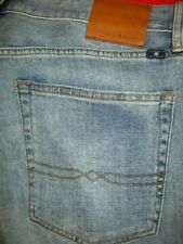 MENS JEANS SIZE 36 X 32  LUCKY BRAND JEANS  221 ORIGINAL STRAIGHT