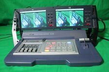 """Data Video SE-500 Digital Video Switcher + 2x7"""" TFT LCD Monitors TLM-702"""