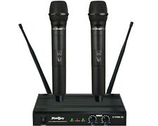 Système Complet 2 Microphones Sans Fil MadBoy U-Tube