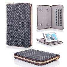 Universal Tablet Tasche 10,1 Zoll Schutz Hülle Cover 360 Grad Case schwarz