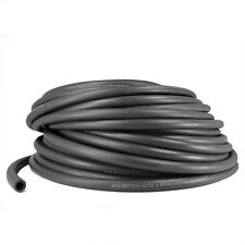 "1 ft - 10AN Black Push Lock Hose for Fuel Oil Coolant Air 5/8"" Rubber Loc On"