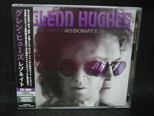 GLENN HUGHES Resonate + 2 JAPAN CD + DVD Deep Purple Trapeze Black Sabbath