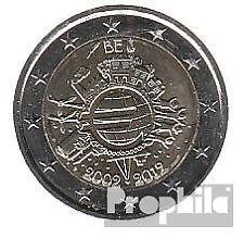 België 2012 Stgl./ongecirculeerd 2012 2 Euro 10 Years Euro Cash