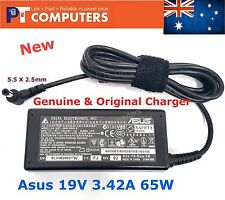 Genuine AC Adapter Charger for ASUS S300C S400C S500C F550L F550Z X451 19v 3.42a