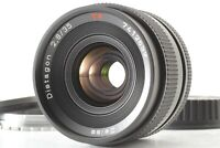 【MINT+++】 Contax Carl Zeiss Distagon 35mm f2.8 MMJ Lens C/Y Mount From JAPAN