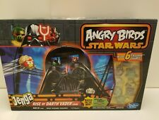 Angry Birds Star Wars Rise of Darth Vader Jenga Game by Hasbro 2013 Complete