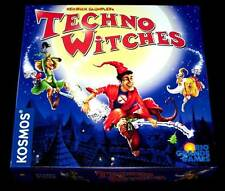 Techno Witches: Enjoy the Flight!