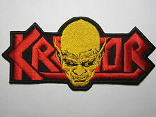 KREATOR embroidered NEW patch thrash metal