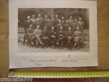 Photo ancienne Victor THOMAS ecole Arts et Metiers PARIS Corneau