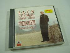 SVIATOSLAV RICHTER, pianoforte - JOHANN SEBASTIAN BACH - Suite Inglese 1991
