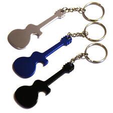 Schlüsselanhänger Gitarre Flaschenöffner 3 Stück B-Ware 2.Wahl