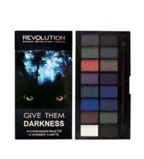 Revolution Pressed Powder Eye Shadow Palettes