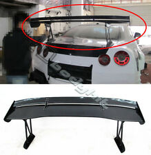 CARBON FIBER VOLTEX TYPE-5 STYLE REAR GT WING 1600MM (ALUMINIUM STAND) FOR R35