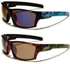 SPORTS Tarnfarbe Sonnenbrille Xloop Wrap Groß Golf Laufen Golf Fahrrad UV400