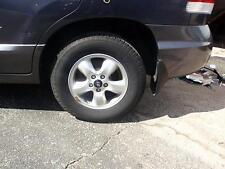 05 06 SANTA FE OEM Wheel 16x6-1/2, 5 spoke Alloy w/ Center Cap A Grade