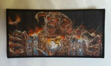 Iron Maiden PATCH Legacy Of The Beast. Fantastic Detail. Black Edge. Woven. New