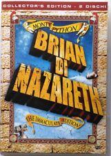 Dvd Monty Python - Brian Di Nazareth - Collector's Edition 2 dischi 1979 Usato