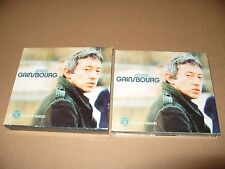 Serge Gainsbourg Les 50 Plus Belles Chansons 3 cd Digipak cds are Ex Condit 2007