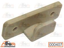 1 CROCHET NEUF GRIS pour attache et fixation de capote de Citroen MEHARI  -407-