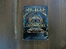 Bicycle Dark Templar Playing Cards - Limited Edition Rare