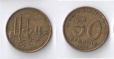 GERMANY 50 pfennig 1950 A High grade!!!