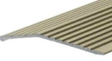 """Set of 2 Frost King Carpet Bars with Festners 1-1/2"""" Wide x 3' Long H591FB/3 NEW"""