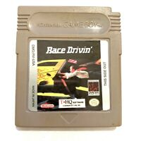 Race Drivin' ORIGINAL Nintendo Game Boy Game TESTED WORKING AUTHENTIC!