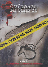 DVD - Crimenes Del Siglo XX NEW Vol. 3 Crimes Of The 20th Century FAST SHIPPING!