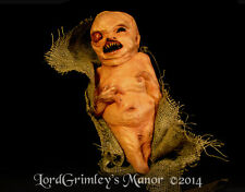 Mother's Love Hand Puppet Halloween Prop Horror Arm Baby Creature Monster Devil