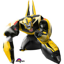 "Life Size 47""x34"" TRANSFORMERS BUMBLE BEE AirWalker Foil Helium or Air BALLOON"