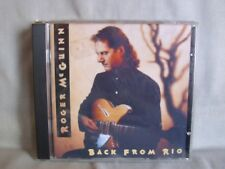 Roger McGuinn- Back from Rio- ARISTA 1991- Made in Germany