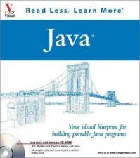 Java: Your visual blueprint for building portable Java programs (Visual Read Les